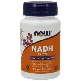 NADH 10 mg 60 vcaps / Никотинамид-Аденин-Динуклеотид