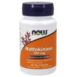 Nattokinase 100 mg 60 caps / Наттокиназа