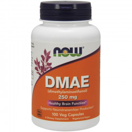 DMAE 250 mg 100 vcaps / ДМАЕ - Диметиламиноэтанол