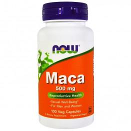 Maca /  Мака 500 мг 100 растительных капсул