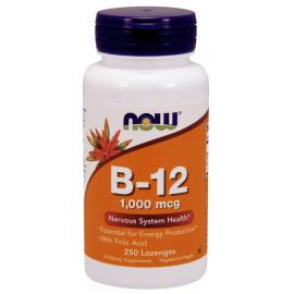 B-12 1000 mcg 250 lozenges / Витамин Б-12