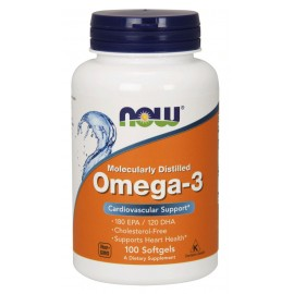 Omega-3 100 softgels / Омега 3