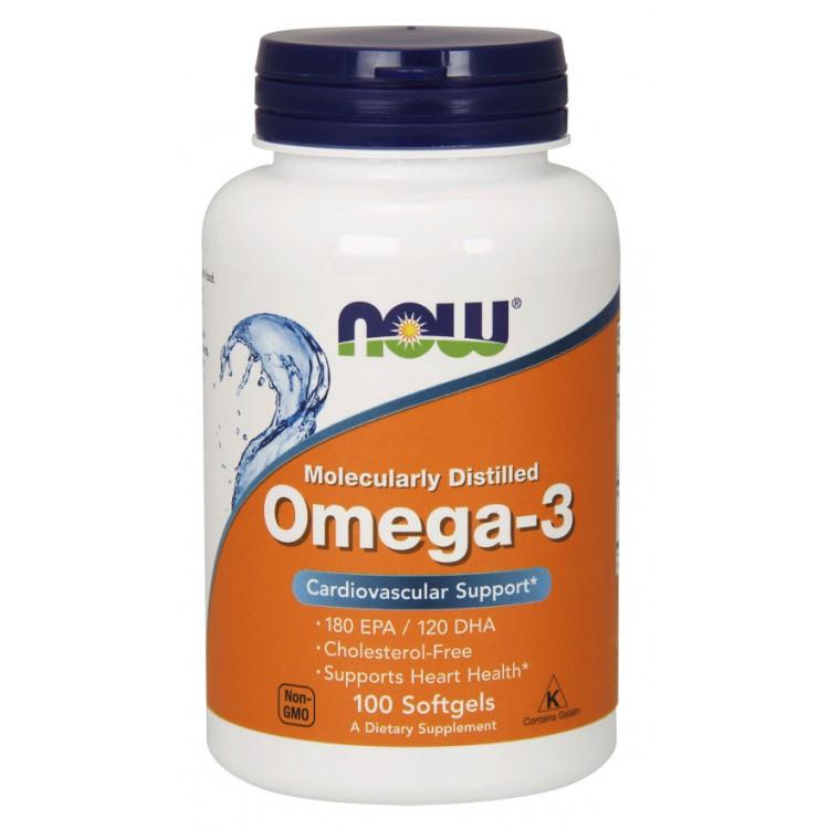 Omega-3 100 softgels / Омега 3