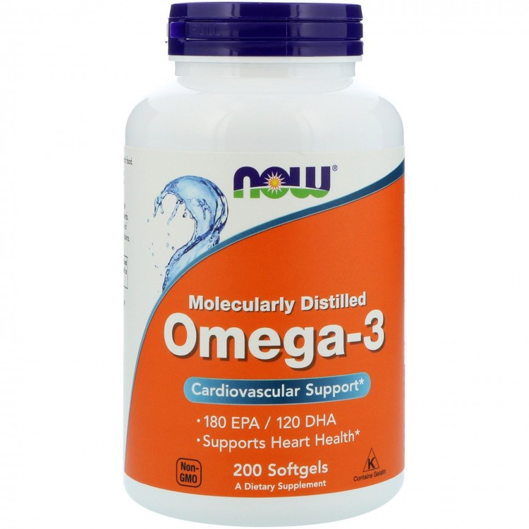 Omega-3 200 softgels / Омега 3