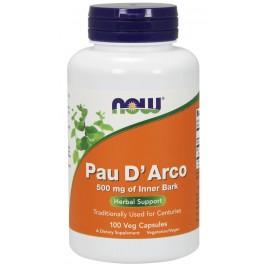 Pau D'Arco 500 mg 100 caps Кора муравьиного дерева