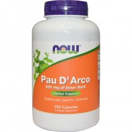 Pau D'Arco 500 mg 250 caps Кора муравьиного дерева