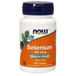 Selenium 100 mcg 100 tab / Селен