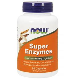 Super Enzymes 90 caps / Супер Энзимы