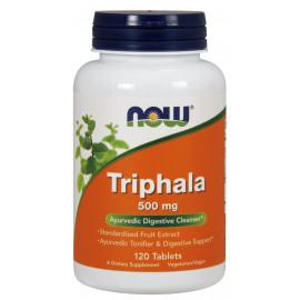 Triphala 500 mg 120 tab / Трифала (очищение)