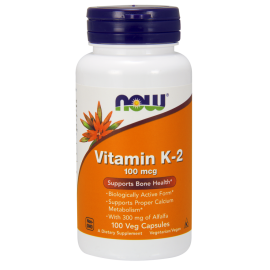 Vitamin K-2 100 mcg 100 vcaps / Витамин К-2