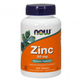 Zinc 50 mg 250 tab / Цинк