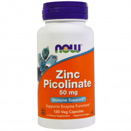 Zinc Picolinate 50 mg 120 caps / Цинк