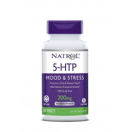 5-HTP Time Release 200 mg 30 tab
