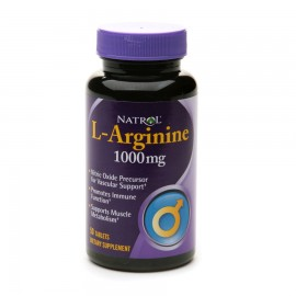 L-Arginine 1000 mg 50 tab / Л-Аргинин