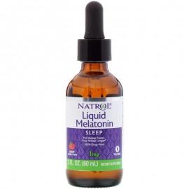 Liquid Melatonin 1 mg 60 ml / Жидкий мелатонин