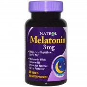 Melatonin 3 mg 60 tab / Мелатонин
