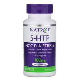 Natrol 5-HTP 100 mg 30 Capsules