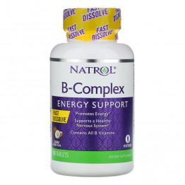 B-100 Complex 90 tab / Витамины группы Б комплекс