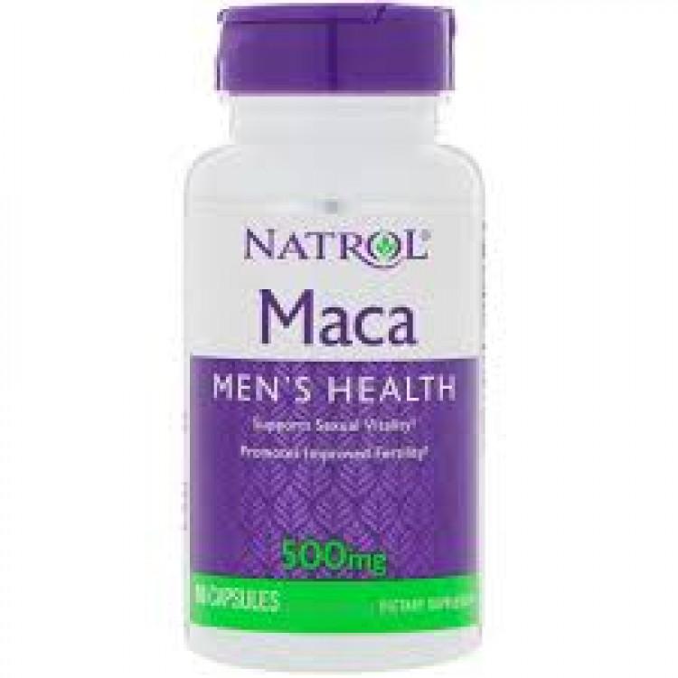 Maca 500 mg 60 сaps / Мака - экстракт корня лепидии