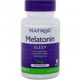 Melatonin 5 mg 60 tab / Мелатонин