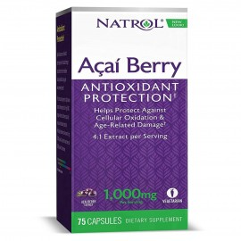 AcaiBerry 1000 mg 75 vcaps / Экстракт Асаи