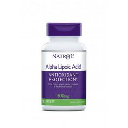 Alpha Lipoic Acid 300 mg 50 caps / Альфа-липоевая кислота