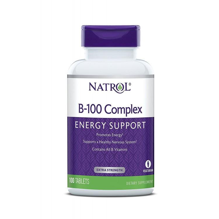 B-100 Complex 100 tab / Витамины группы Б комплекс