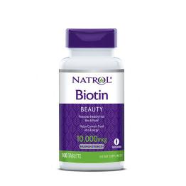 Biotin 10000 mcg 100 таблеток / Биотин