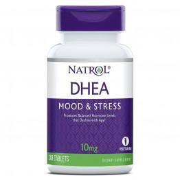 DHEA 10 mg 30 tab / ДГЭА - Дегидроэпиандростерон