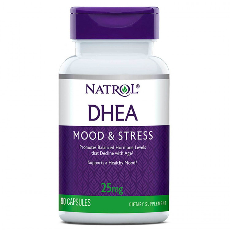 DHEA 25 mg 90 tab / ДГЭА - Дегидроэпиандростерон