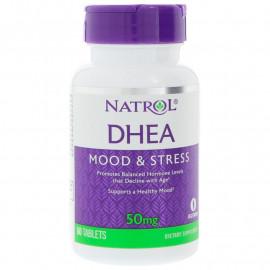 DHEA 50 mg 60 tab / ДГЭА - Дегидроэпиандростерон