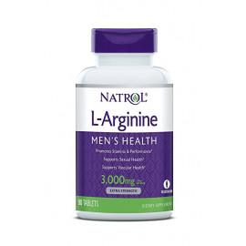 L-Arginine 3000 mg 90 tab