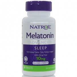 Melatonin 10 mg 60 tab / Мелатонин