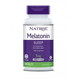 Melatonin Time Release 5 mg 100 tab / Мелатонин