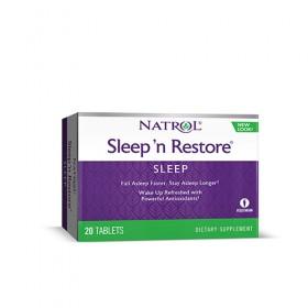 Sleep'n Restore 20 tab / Нормализация сна