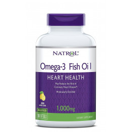 Omega-3 Fish Oil 1000 mg 150 softgels / Омега 3