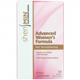 Shen Min Hair Strengthening Advanced Women's Formula 60 tab / Средство для укрепления волос