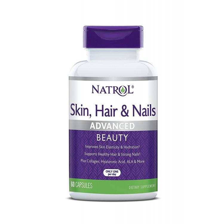 Skin Hair Nails 60 caps / Кожа, Волосы, Ногти