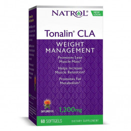 Tonalin CLA 1200 mg 60 softgels / Тоналин CLA
