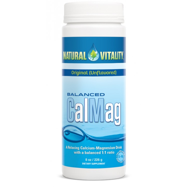 Balanced CalMag 226 g | Кальций + Магний