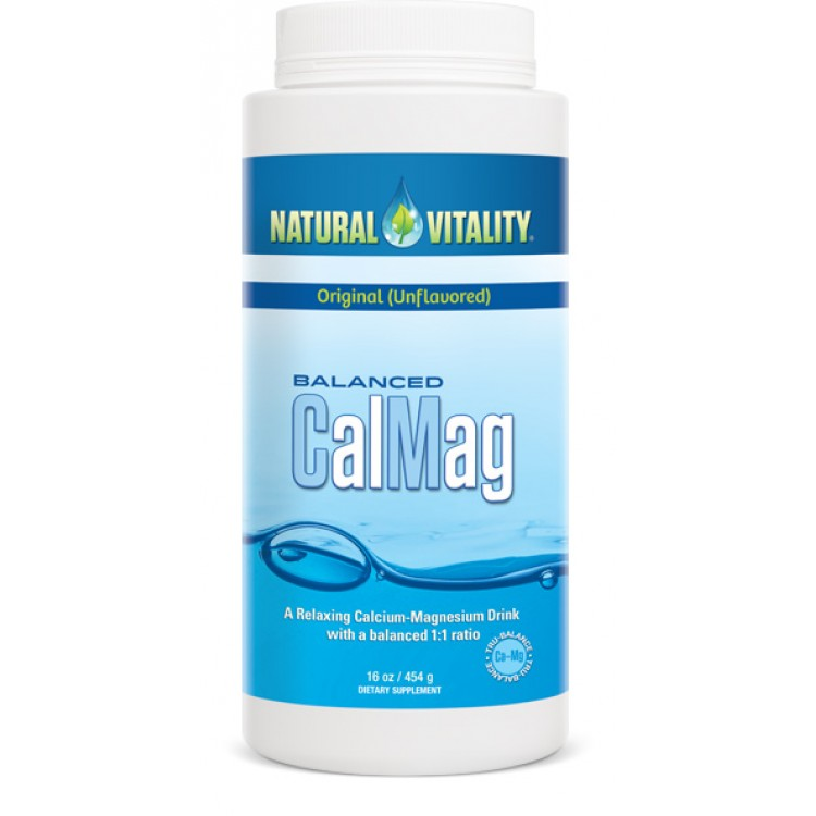 Balanced CalMag 454 g | Кальций + Магний