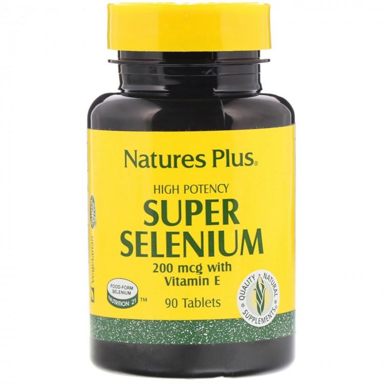 Super Selenium / Cупер Селен 200 мкг 90 таблеток