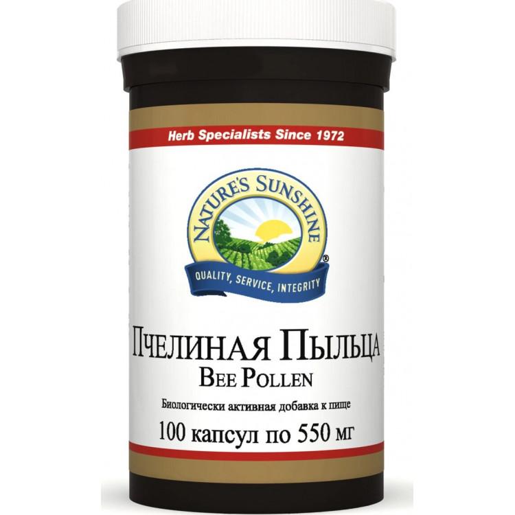 Bee Pollen / Пчелиная Пыльца 550 мг 100 капсул