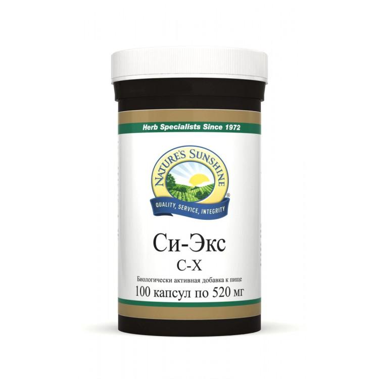 Natures Sunshine C-X / Си-Экс БАД при климактеристических растройствах  100 капсул