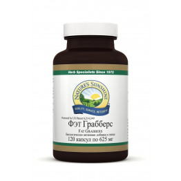 Natures Sunshine Fat Grabbers / Фэт Грэбберз Блокатор жиров 120 капсул по 625 мг