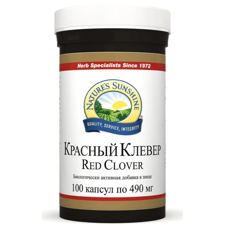 Red Clover / Красный Клевер 490 мг 100 капсул