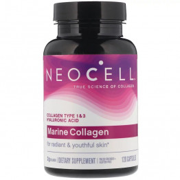 Marine Collagen 120 caps / Морской коллаген