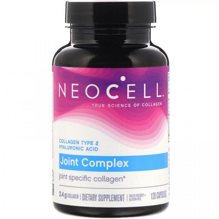 Collagen Type 2 Joint Complex 2400 mg 120 caps / Комплекс с коллагеном для суставов