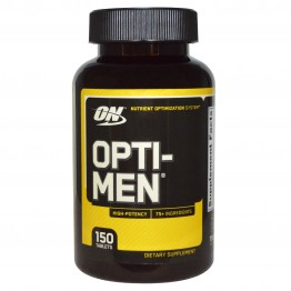 Opti-Men 150 tab / Витамины для мужчин