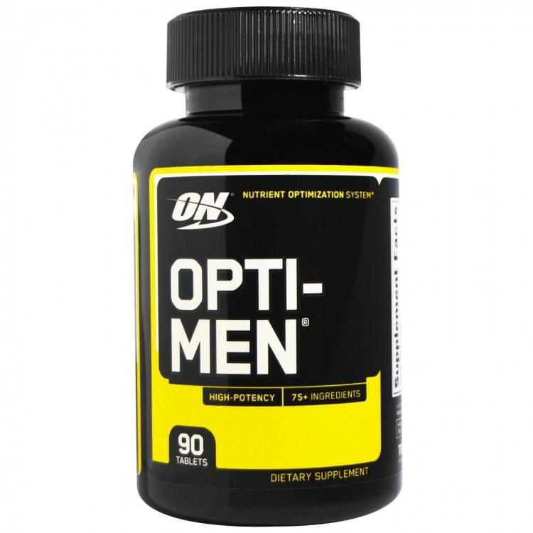Opti-Men 90 tab / Витамины для мужчин